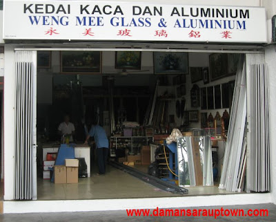 Weng Mee Glass & Aluminium