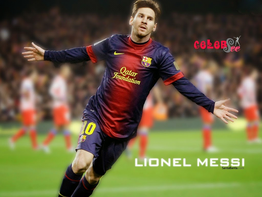 Hollywood CelebSee: Football Star Lionel Messi