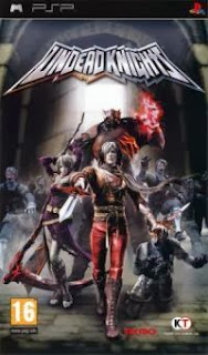 games Undead Knights Psp psp