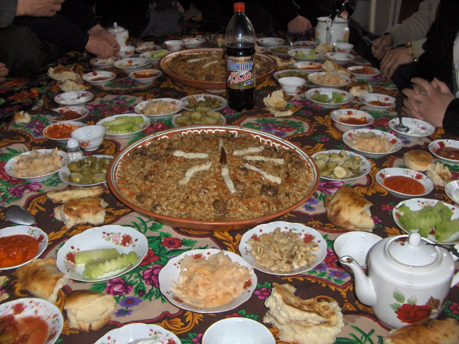 Afghan food and central asian food for Afganistan cuisine
