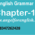 Chapter-14 English Grammar In Gujarati-TO BE
