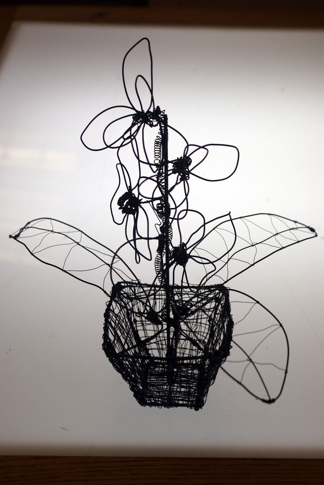 Art now and then 3d wire projects for 3d wire art