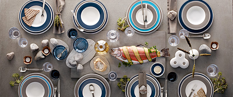 | أطقم المائدة | فليروى اندبوخ | مجموعة أطقم السفرة والعشاء |