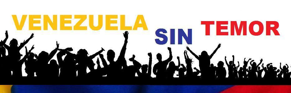 Venezuela sin temor