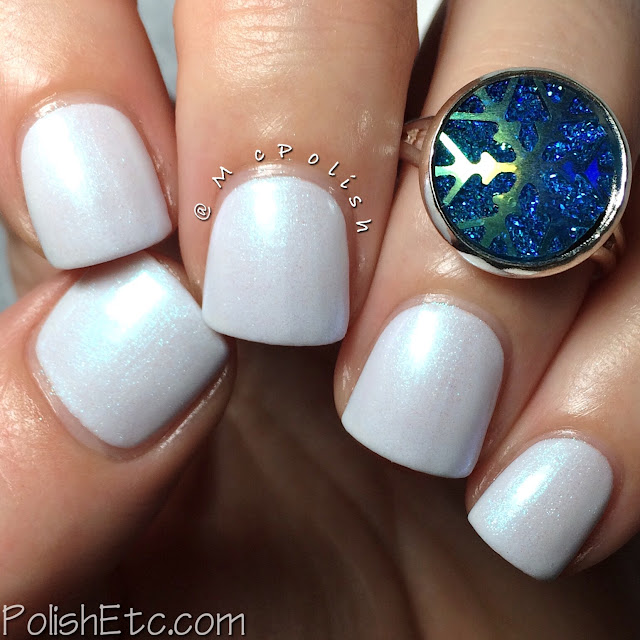 Ellagee - Winter is Coming - McPolish - Fear is for the Winter