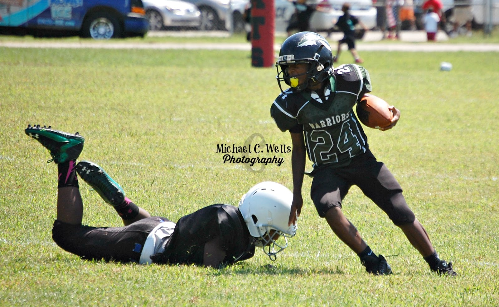 East End Warriors Juniors Vs Louisville Jaguars