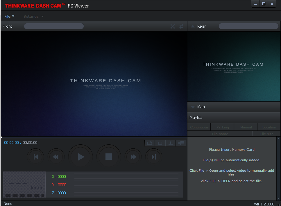 to cam download pc dash to