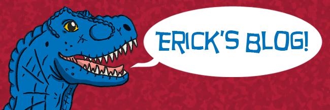 Erick's Blog