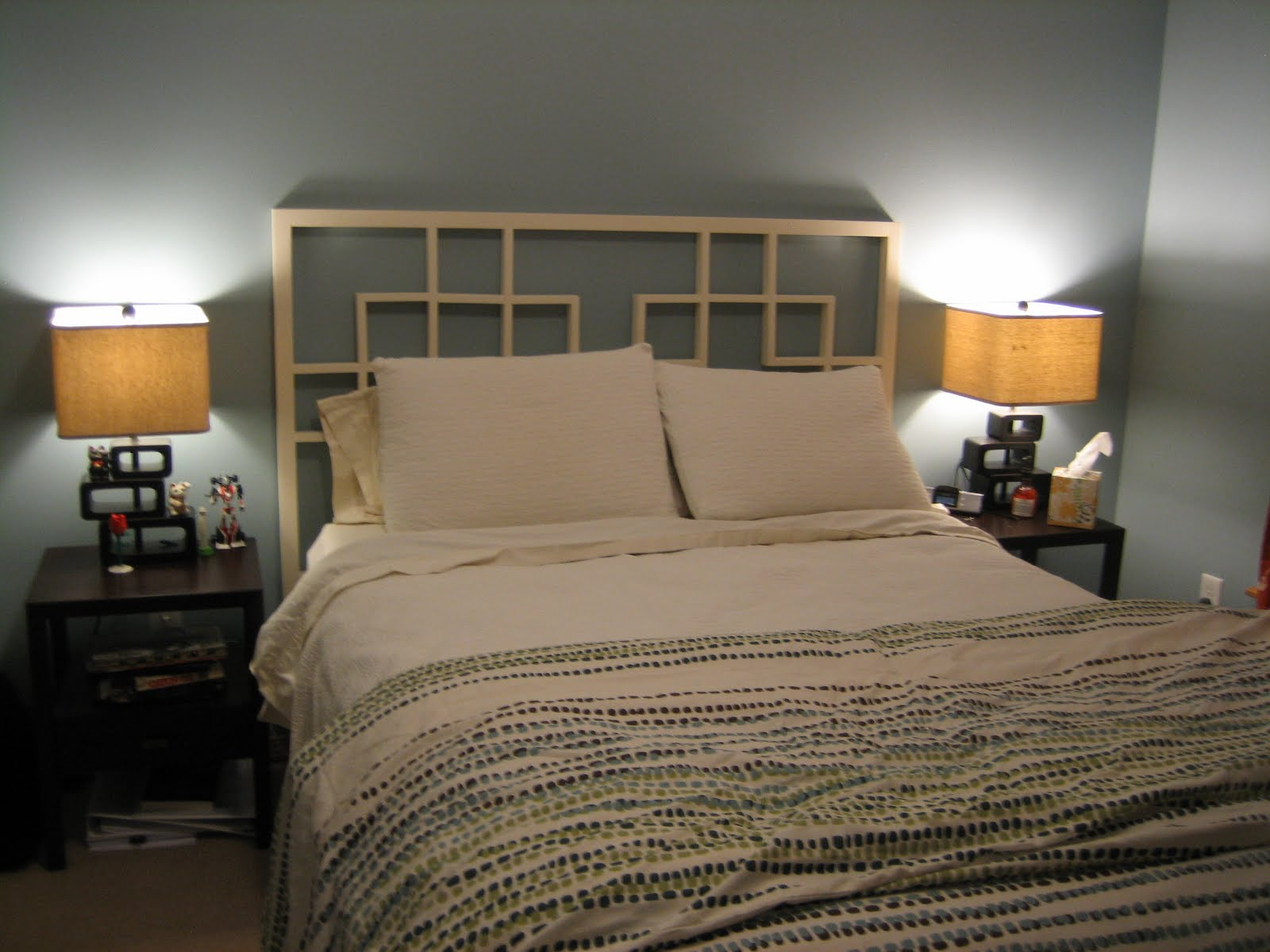 free woodworking plans headboard