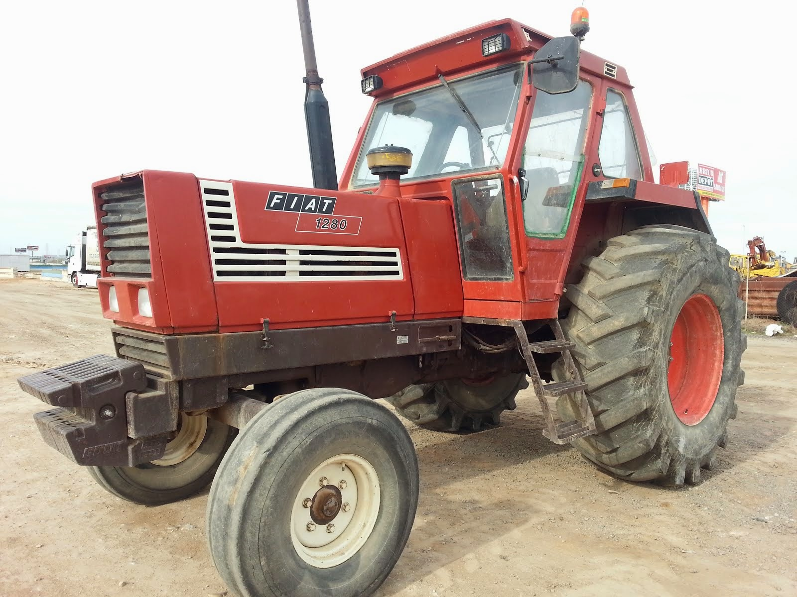 TRACTOR FIAT 1280