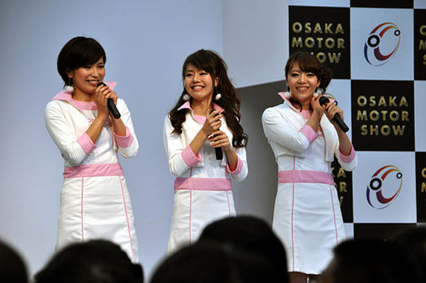 第7回大阪モーターショー | インテックス大阪