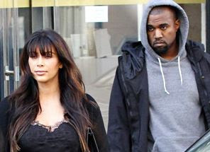 Kim Kardashian And Kanye West Sends Royal Baby Kanye's Skinny Jeans And Hoodies