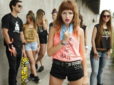 Look cabello largo mujeres argentinas famosas 2013
