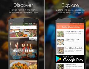Food App of the Month - Recipe Pie