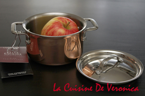 La Cuisine De Veronica Copper Pot 紅銅鍋