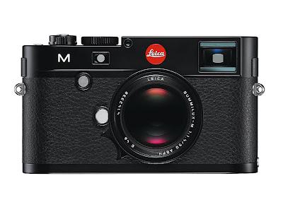 Fotografia della Leica M Typ 240