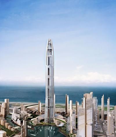 Nakheel Tower Dubai