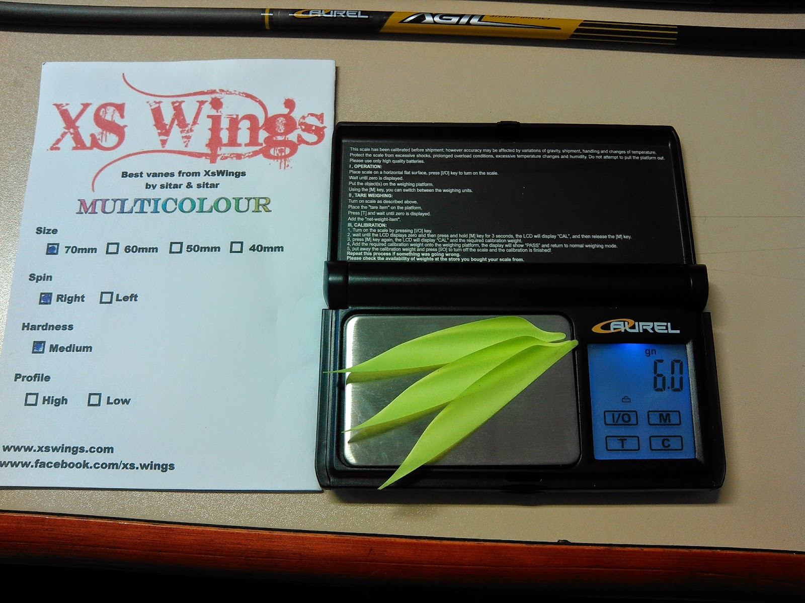 Vanes XS-Wings - Montage et tests des 70 mm sur Aurel Agil IMG_20150306_104242