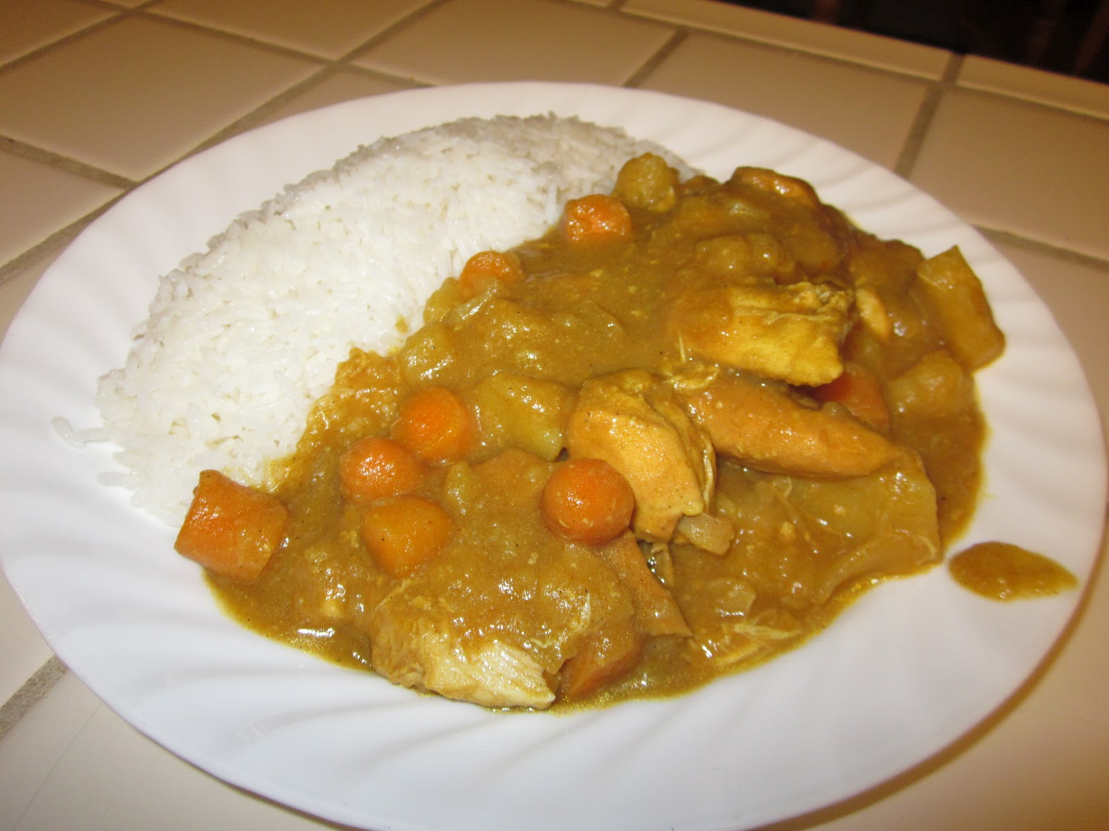 Craft Sauce: Homemade Japanese Chicken Curry in the Crock Pot. No ...