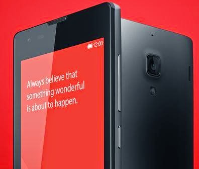 Xiaomi Redmi 1S Smartphone features