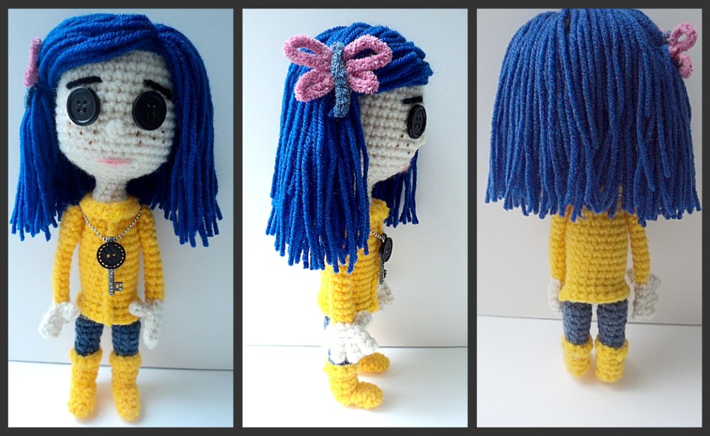 Free Crochet Doll Patterns - Create a Website | Tripod Web Hosting