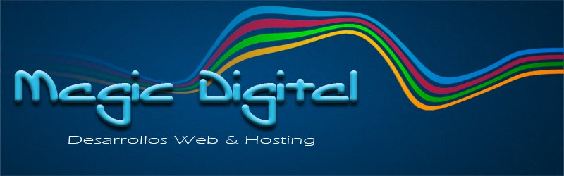MAGIC DIGITAL - Desarrollos Web & Hosting
