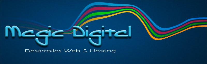 MAGIC DIGITAL - Desarrollos Web & Hosting