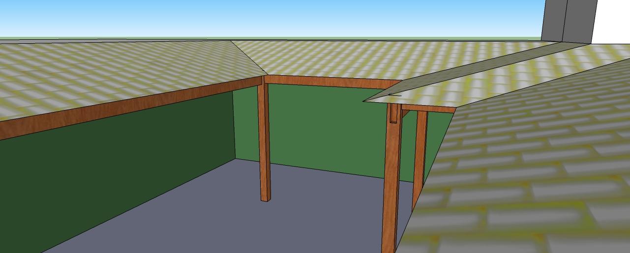 Famosos ZANI Churrasqueiras, telhados e projetos: Telhado Colonial - Pavuna WZ31