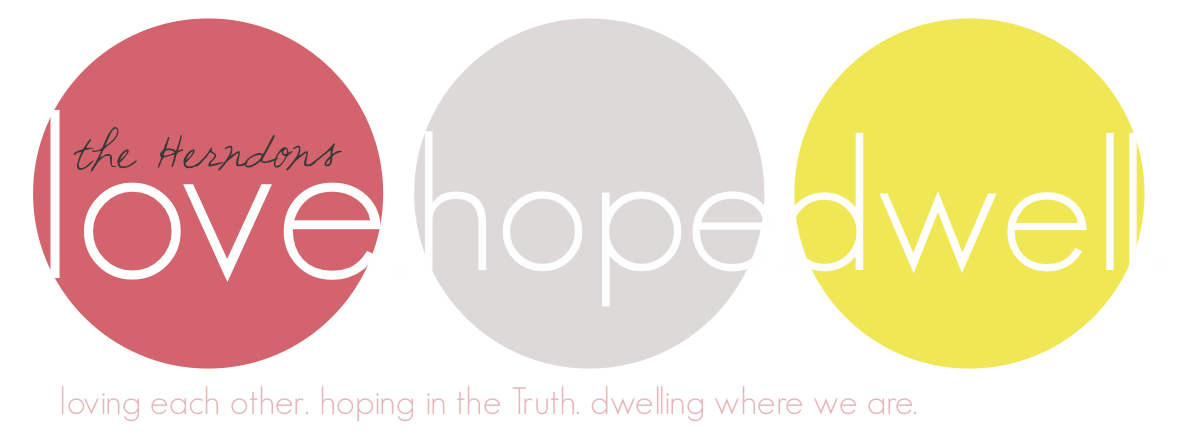 love.hope.dwell
