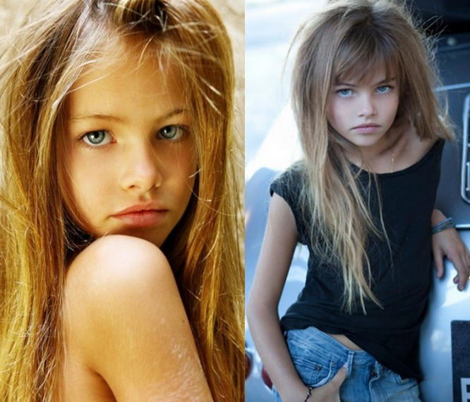 Thylane Loubry Blondeau Photo Gallery.