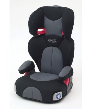 my baby world graco logico high back booster seat. Black Bedroom Furniture Sets. Home Design Ideas