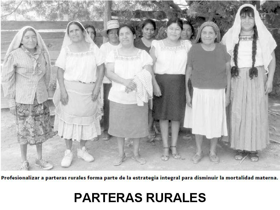 ENFERMERIA AVANZA: ANTECEDENTES HISTÓRICOS DE LAS PARTERAS EN MÉXICO