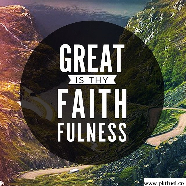 the liFe CHORDs: Great is thy Faithfulness chords Great is thy ...