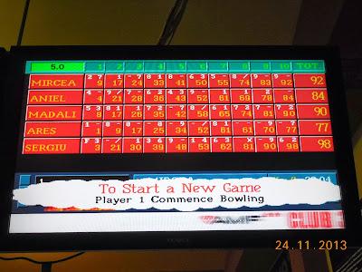 scor la bowling