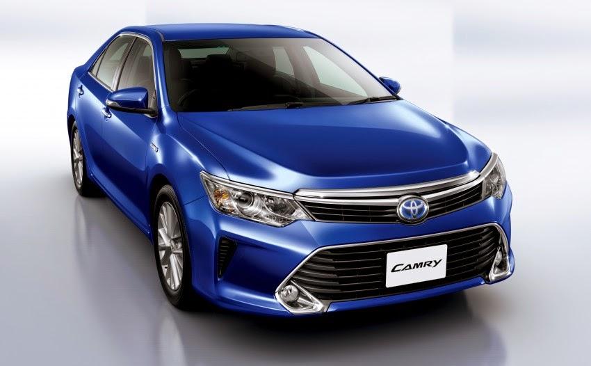 Toyota Camry Hybrid Baru 2015