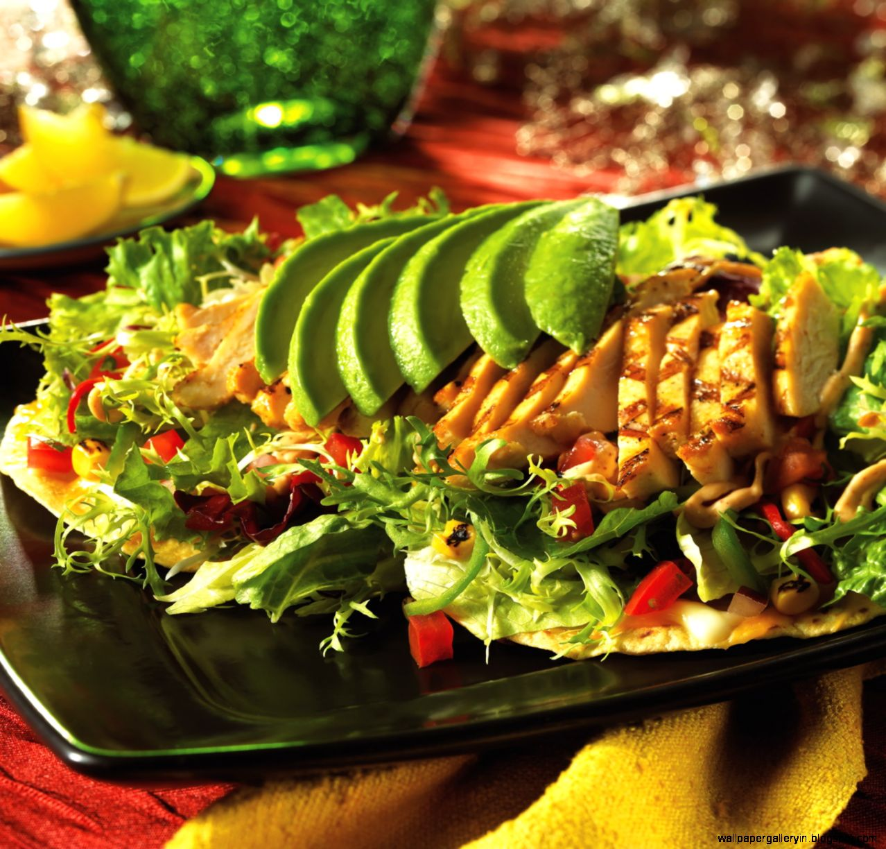 Good Mexican Food Wallpaper | Wallpaper Gallery