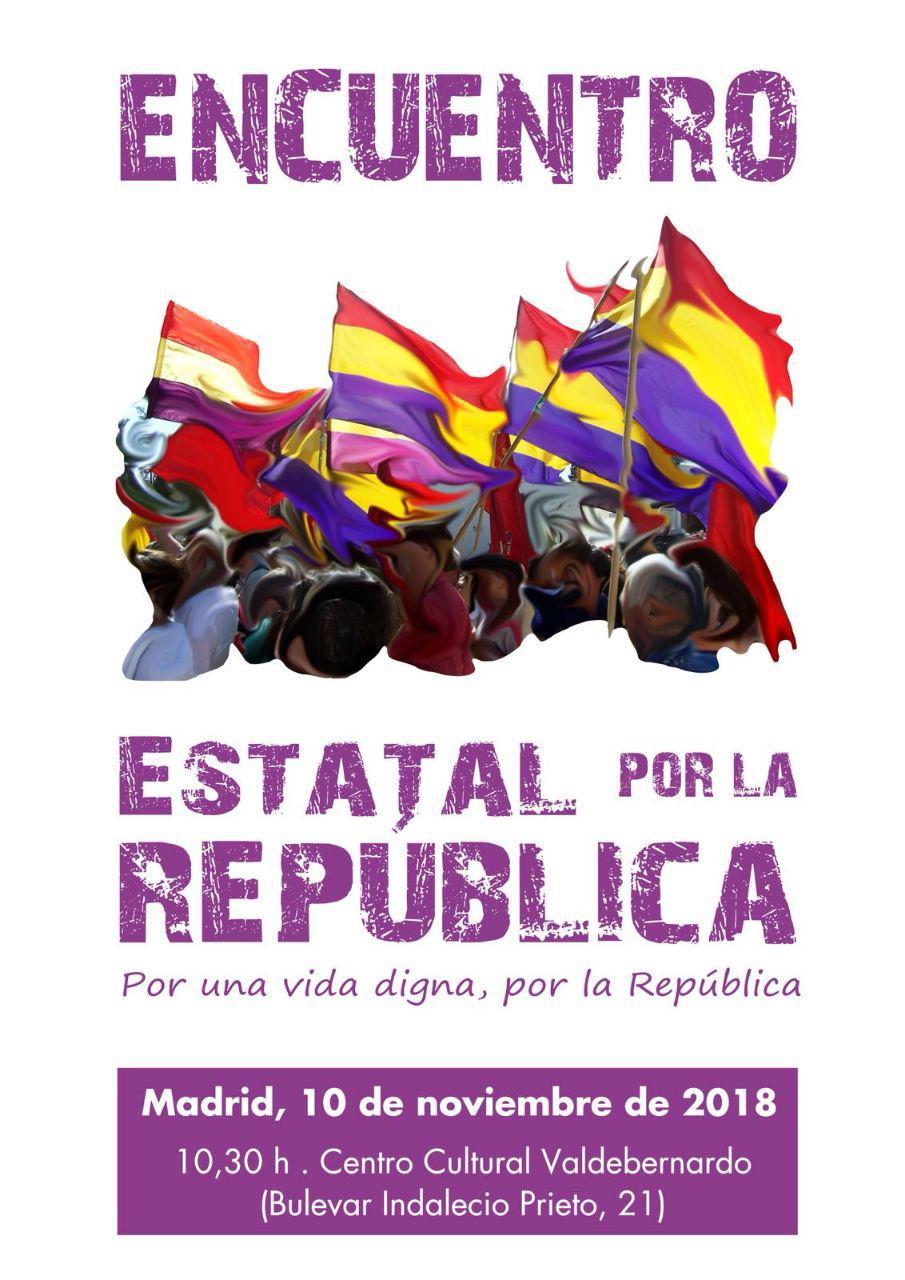 Encuentro Estatal por la República