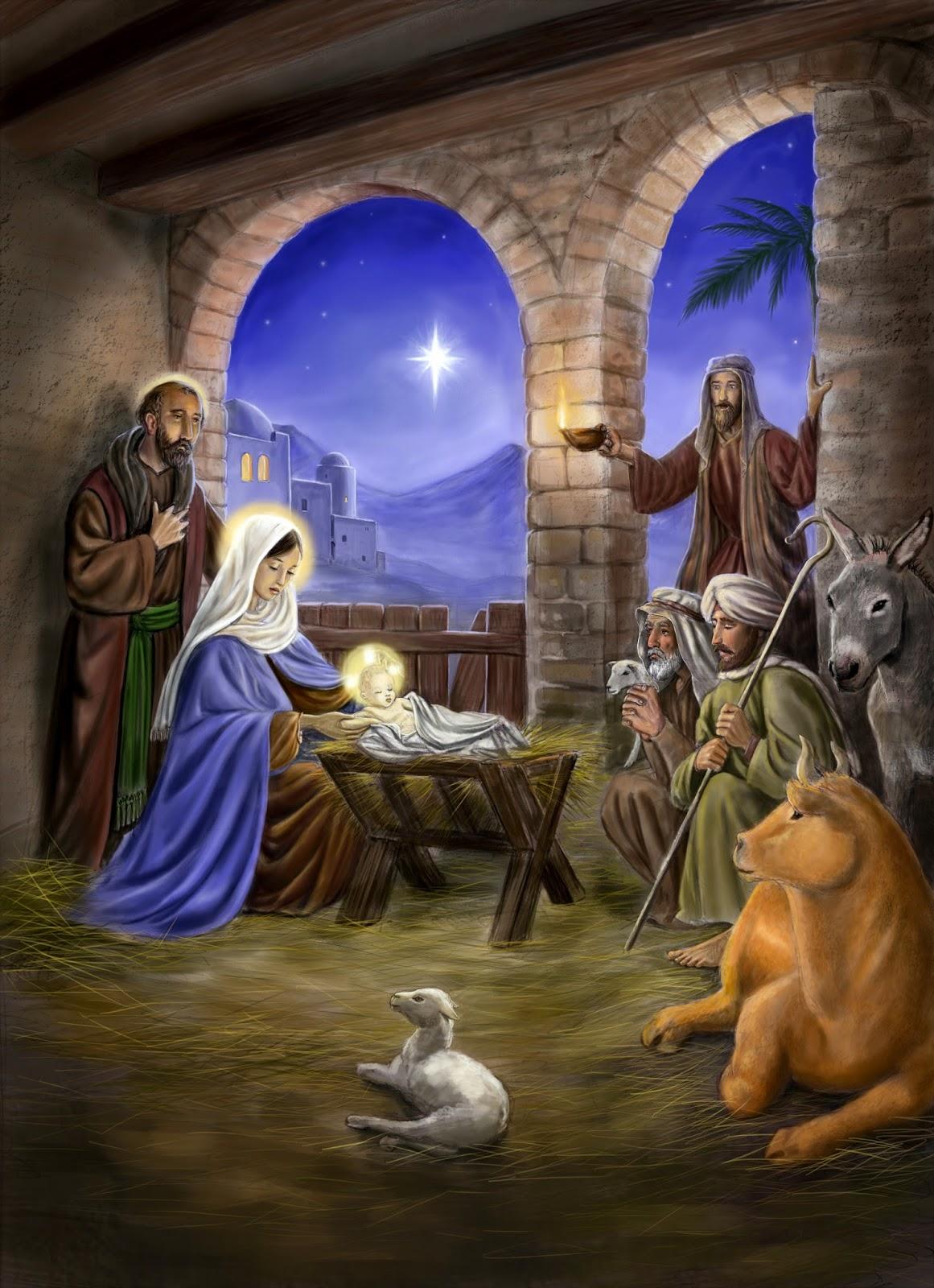 NAVIDAD, Y CON ELLA JESÚS Pesebres-nacimiento-de-Jes%C3%BAs-natividad-reyes-magos-Birth-of-Christ-Belem+(13)