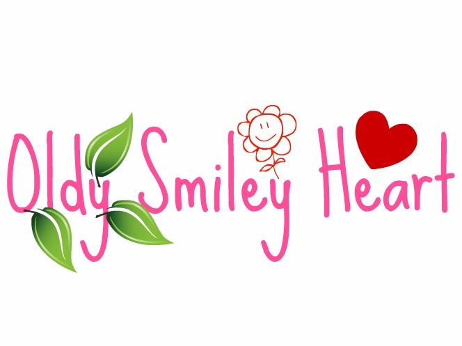 oldy smiley heart