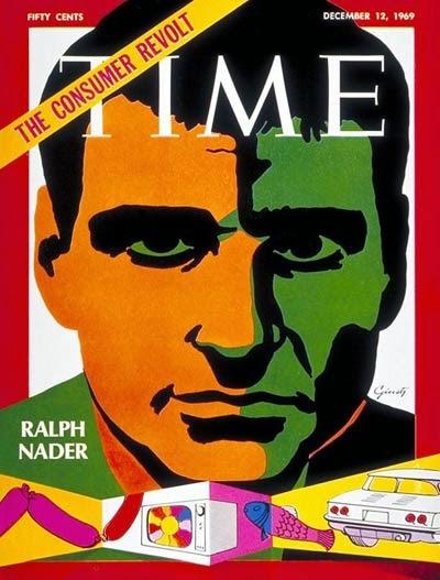 Ralph Nader Time Magazine 1969