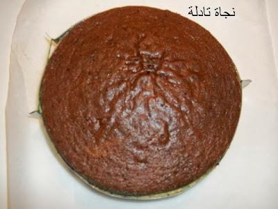 torta 98 طورطة بالشكلاط للمناسبات السعيدة