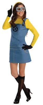 A female minion