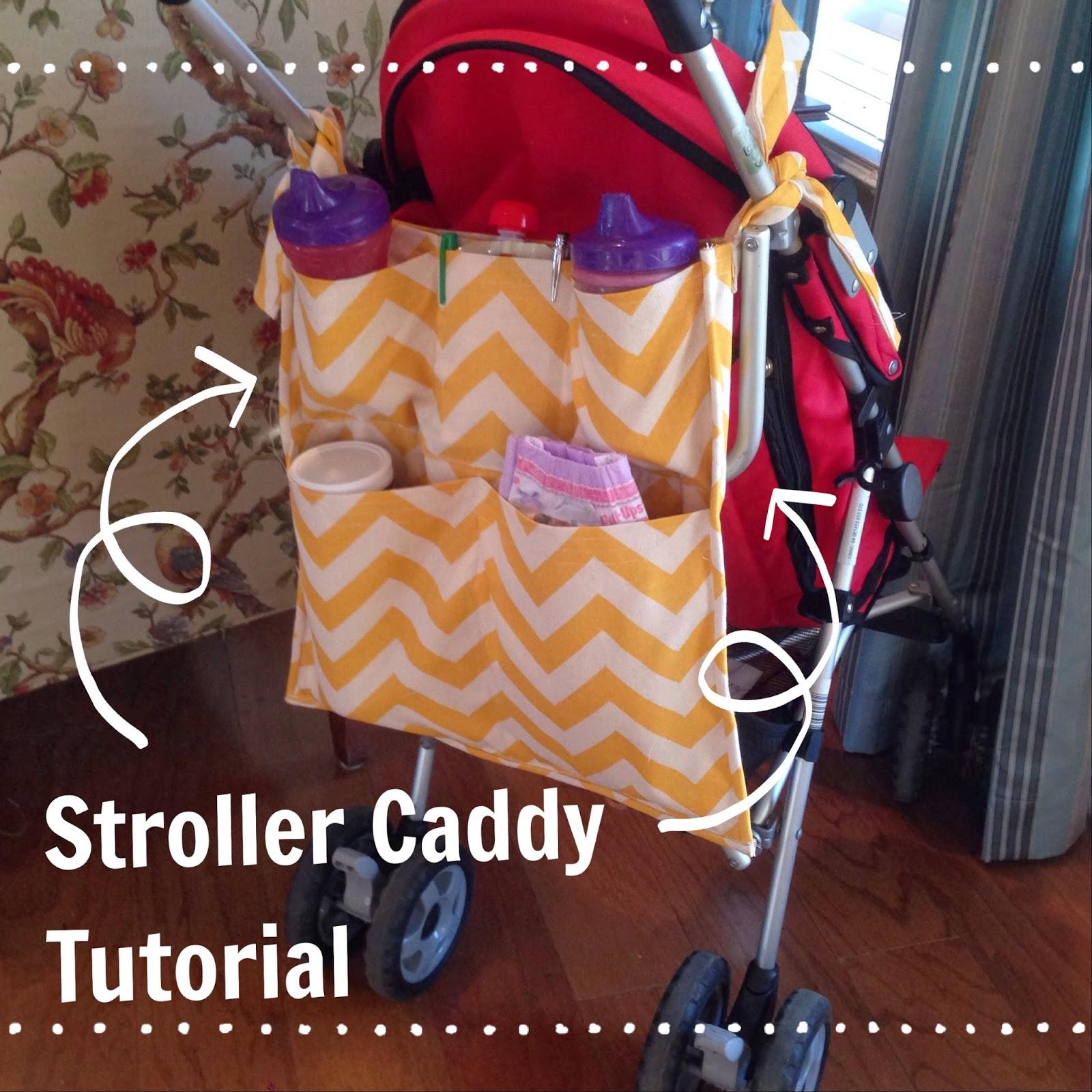 Caddy Organizer Bag Stroller Caddy Organizer Diy
