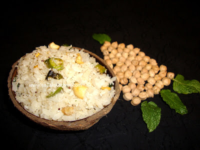 images for Coconut Poha Recipe / Coconut Aval / Thengai Aval Recipe