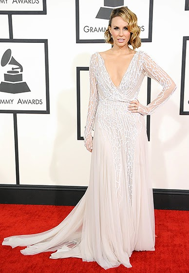 Keltie Knight: 2014 Grammy Awards
