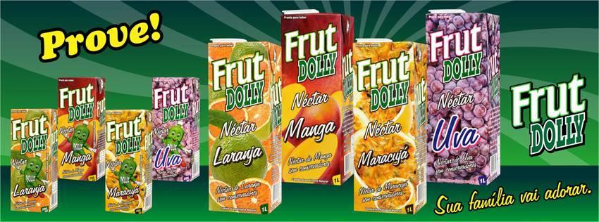 Suco Frut Dolly Sabores