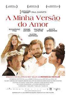 >Assistir Filme A Minha Versão do Amor Online Dublado Megavideo