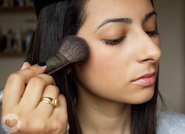 YSL Holiday Look 2012 Northern Lights Collection: Get The Look (Tutorial)