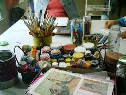 O atelier....