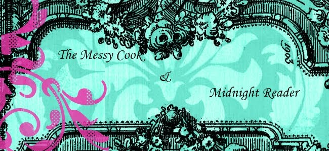 The Messy Cook & Midnight Reader